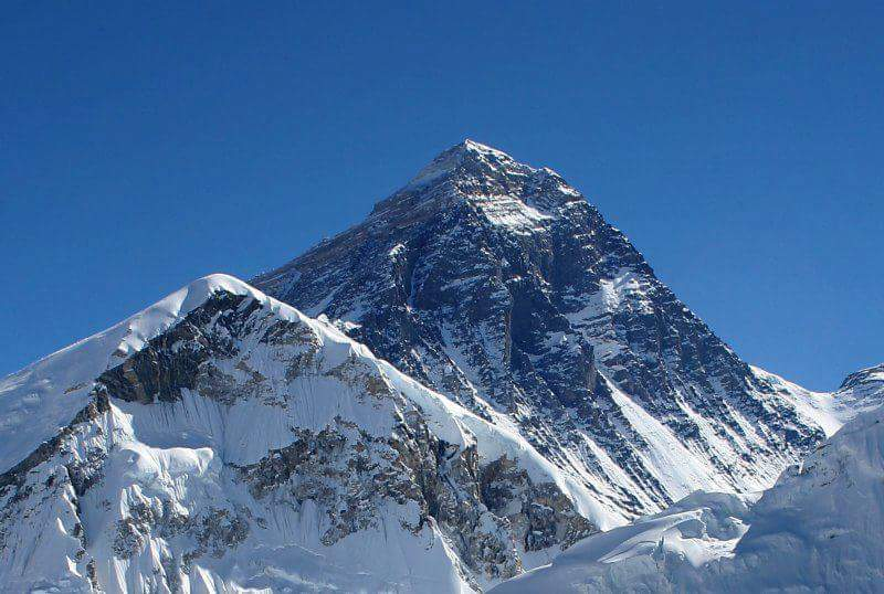 Where is Mount Everest located ? - Eco Holidays Nepal